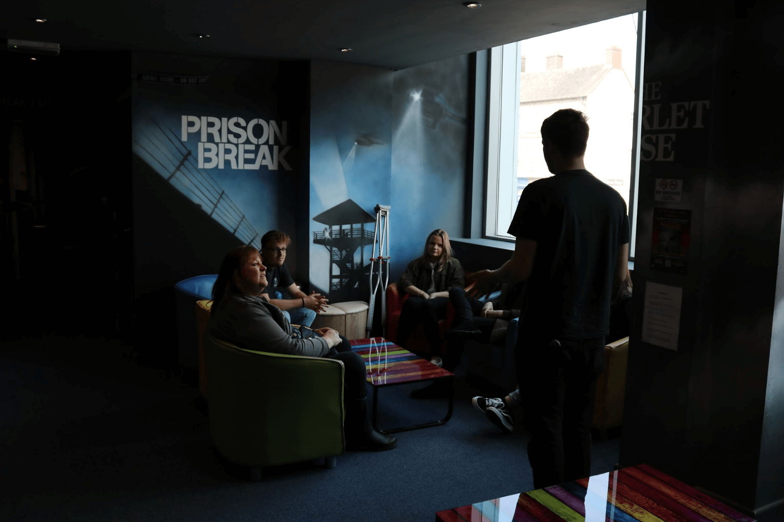 Escape room stoke-on-trent