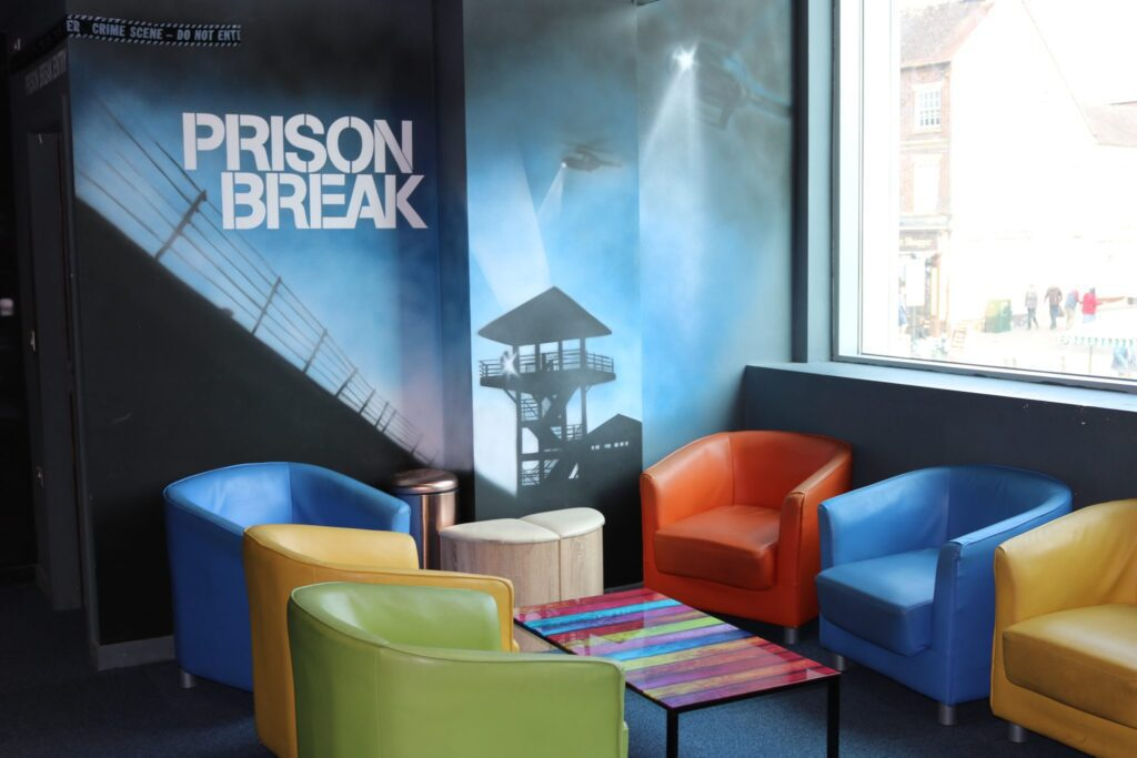 Prison Break escape room