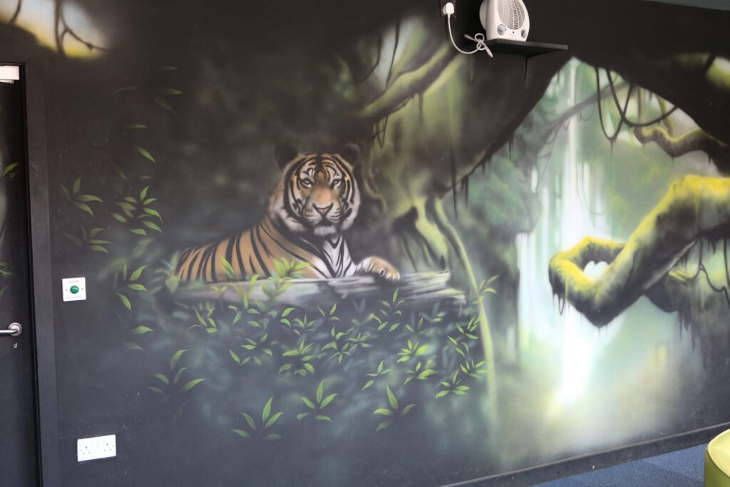 The Jungle Escape Game