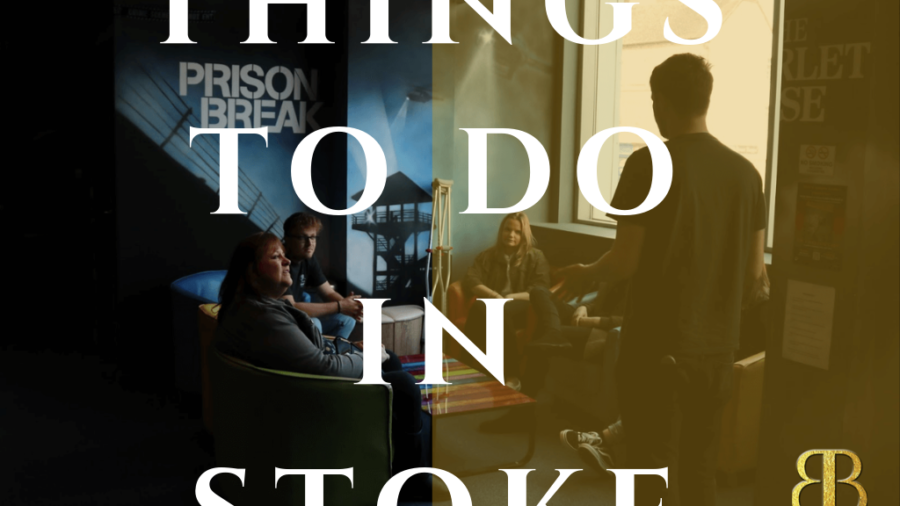 THINGS TO DO IN STOKE