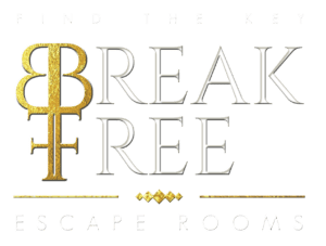 Break Free Escape Room Logo Transparent
